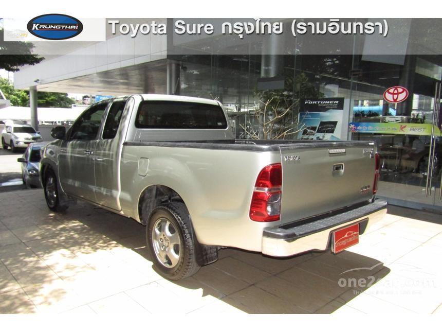 2013 Toyota Hilux Vigo G Pickup