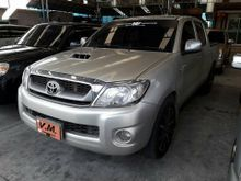 2010 Toyota Hilux Vigo DOUBLE CAB (ปี 08-11) G 2.5 MT Pickup