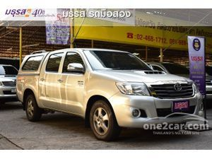 2014 Toyota Hilux Vigo 3.0 CHAMP DOUBLE CAB (ปี 11-15) G Pickup AT