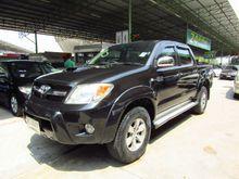 2006 Toyota Hilux Vigo DOUBLE CAB (ปี 04-08) G 3.0 AT Pickup