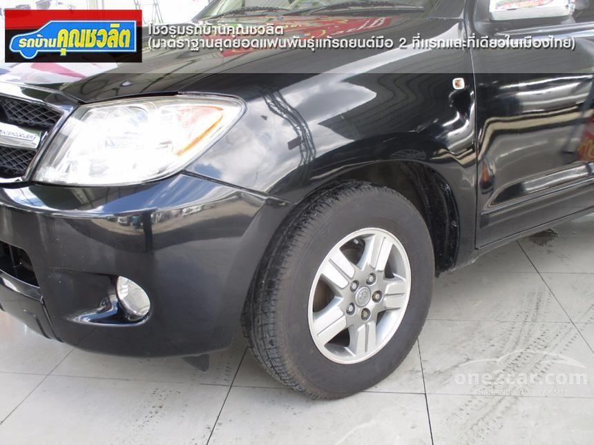 2009 Toyota Hilux Vigo G Pickup