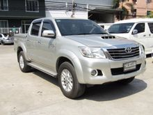 2014 Toyota Hilux Vigo CHAMP DOUBLE CAB (ปี 11-15) G 3.0 AT Pickup