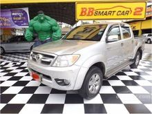 2005 Toyota Hilux Vigo DOUBLE CAB (ปี 04-08) G 2.7 AT Pickup