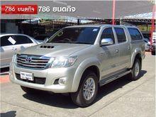 2012 Toyota Hilux Vigo CHAMP DOUBLE CAB (ปี 11-15) G 3.0 MT Pickup