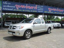 2006 Toyota Hilux Vigo EXTRACAB (ปี 04-08) G 2.5 MT Pickup