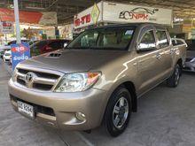 2008 Toyota Hilux Vigo DOUBLE CAB (ปี 08-11) G 2.5 MT Pickup