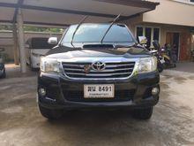 2012 Toyota Hilux Vigo CHAMP DOUBLE CAB (ปี 11-15) G 3.0 AT Pickup