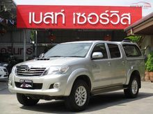 2013 Toyota Hilux Vigo CHAMP DOUBLE CAB (ปี 11-15) G 3.0 AT Pickup
