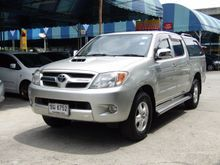 2007 Toyota Hilux Vigo DOUBLE CAB (ปี 04-08) G 3.0 AT Pickup
