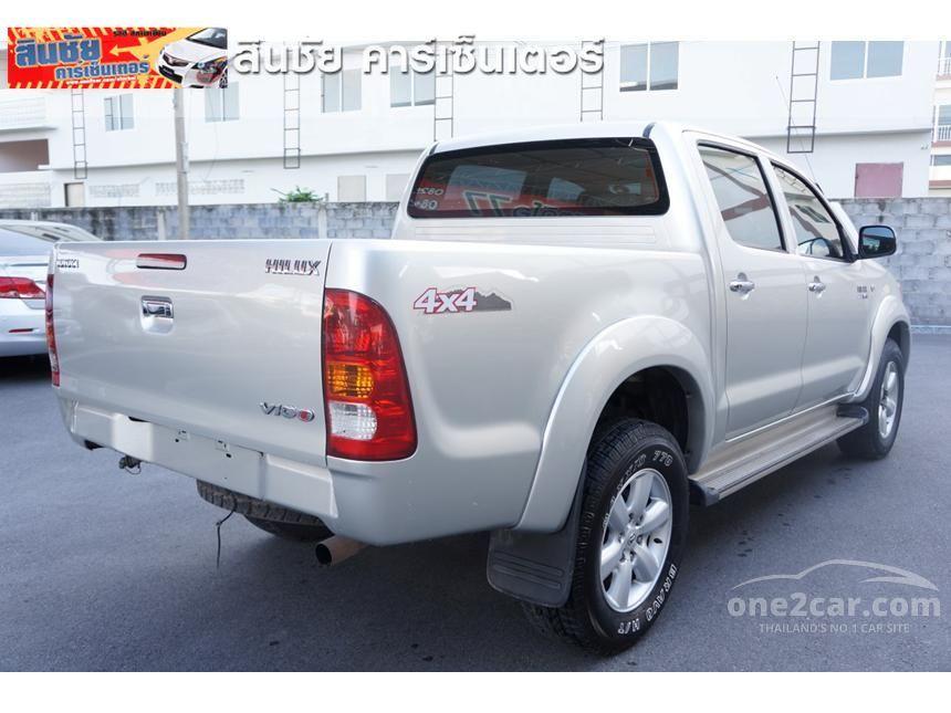 2005 Toyota Hilux Vigo G Pickup