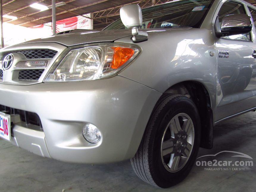 2004 Toyota Hilux Vigo G Pickup