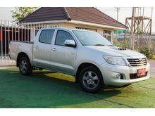 2011 Toyota Hilux Vigo CHAMP DOUBLE CAB (ปี 11-15) G 2.5 MT Pickup
