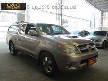 2005 Toyota Hilux Vigo EXTRACAB (ปี 04-08) G 3.0 MT Pickup