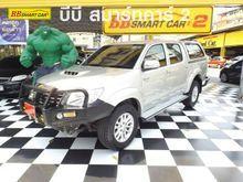 2013 Toyota Hilux Vigo CHAMP DOUBLE CAB (ปี 11-15) G 3.0 MT Pickup