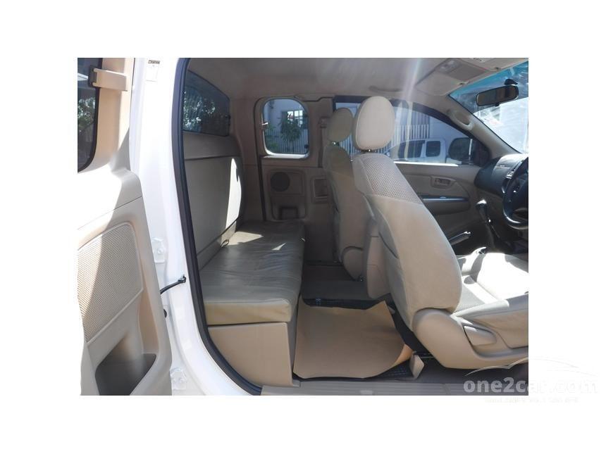 2015 Toyota Hilux Vigo G Pickup