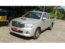 2012 Toyota Hilux Vigo CHAMP SMARTCAB (ปี 11-15) G 2.5 MT Pickup