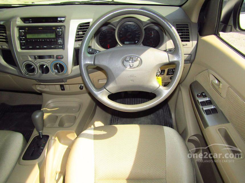 2010 Toyota Hilux Vigo G Pickup