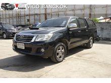2011 Toyota Hilux Vigo CHAMP DOUBLE CAB (ปี 11-15) G 3.0 AT Pickup