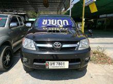 2008 Toyota Hilux Vigo DOUBLE CAB (ปี 04-08) G 3.0 MT Pickup