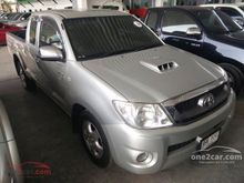 2011 Toyota Hilux Vigo SMARTCAB (ปี 08-11) G 2.5 MT Pickup