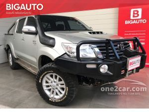 2014 Toyota Hilux Vigo 3.0 CHAMP DOUBLE CAB (ปี 11-15) G 4x4 VN Turbo Pickup MT