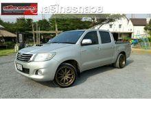 2013 Toyota Hilux Vigo CHAMP DOUBLE CAB (ปี 11-15) G 2.5 MT Pickup