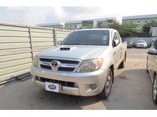 2007 Toyota Hilux Vigo EXTRACAB (ปี 04-08) G 2.5 MT Pickup