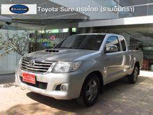 2013 Toyota Hilux Vigo CHAMP SMARTCAB (ปี 11-15) G 2.5 Pickup
