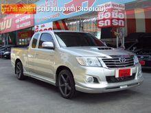 2011 Toyota Hilux Vigo CHAMP SMARTCAB (ปี 11-15) G 2.5 MT Pickup