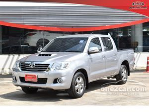 2014 Toyota Hilux Vigo 2.5 CHAMP DOUBLE CAB (ปี 11-15) G Pickup MT