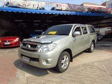 2010 Toyota Hilux Vigo DOUBLE CAB (ปี 08-11) G 3.0 AT Pickup