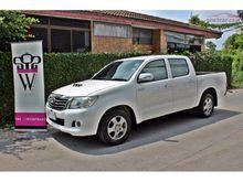 2012 Toyota Hilux Vigo CHAMP DOUBLE CAB (ปี 11-15) G 2.5 MT Pickup