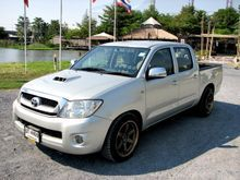 2009 Toyota Hilux Vigo DOUBLE CAB (ปี 08-11) G 3.0 AT Pickup