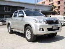 2014 Toyota Hilux Vigo CHAMP DOUBLE CAB (ปี 11-15) G 3.0 AT Pickup