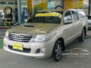 2013 Toyota Hilux Vigo 3.0 CHAMP DOUBLE CAB (ปี 11-15) G Pickup AT