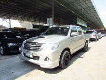 2013 Toyota Hilux Vigo CHAMP DOUBLE CAB (ปี 11-15) G 3.0 AT Pickup