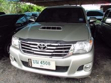 2012 Toyota Hilux Vigo CHAMP SMARTCAB (ปี 11-15) G 3.0 MT Pickup