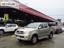 2009 Toyota Hilux Vigo DOUBLE CAB (ปี 08-11) G 3.0 MT Pickup