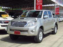 2010 Toyota Hilux Vigo DOUBLE CAB (ปี 08-11) G Prerunner 3.0 MT Pickup