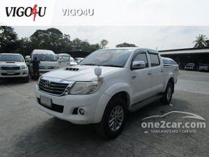 2013 Toyota Hilux Vigo 2.5 CHAMP DOUBLE CAB (ปี 11-15) G Prerunner VN Turbo Pickup