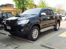 2013 Toyota Hilux Vigo CHAMP DOUBLE CAB (ปี 11-15) G Prerunner VN Turbo 3.0 MT Pickup
