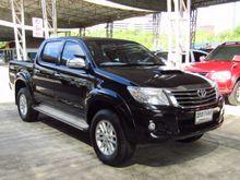 2013 Toyota Hilux Vigo CHAMP DOUBLE CAB (ปี 11-15) G Prerunner VN Turbo 2.5 AT Pickup