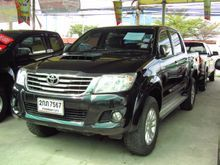 2013 Toyota Hilux Vigo CHAMP DOUBLE CAB (ปี 11-15) G Prerunner VN Turbo 2.5 AT Pickup