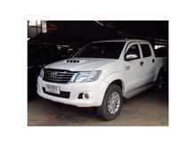 2012 Toyota Hilux Vigo CHAMP DOUBLE CAB (ปี 11-15) G Prerunner VN Turbo 3.0 MT Pickup