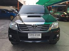 2012 Toyota Hilux Vigo CHAMP DOUBLE CAB (ปี 11-15) G Prerunner VN Turbo 3.0 MT Pickup