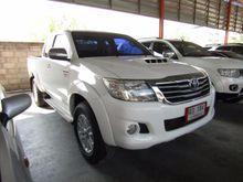 2011 Toyota Hilux Vigo CHAMP SMARTCAB (ปี 11-15) G Prerunner VN Turbo 3.0 MT Pickup