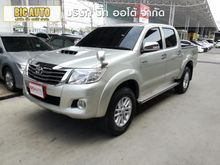2013 Toyota Hilux Vigo CHAMP DOUBLE CAB (ปี 11-15) G Prerunner VN Turbo 2.5 MT Pickup