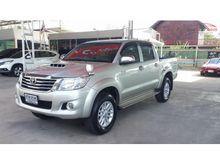 2013 Toyota Hilux Vigo CHAMP DOUBLE CAB (ปี 11-15) G Prerunner VN Turbo 3.0 MT Pickup