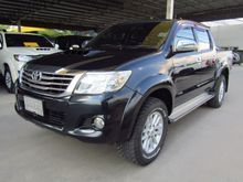 2012 Toyota Hilux Vigo CHAMP DOUBLE CAB (ปี 11-15) G Prerunner VN Turbo 3.0 AT Pickup