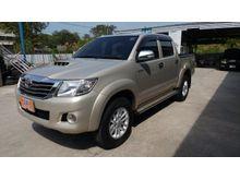 2012 Toyota Hilux Vigo CHAMP DOUBLE CAB (ปี 11-15) G Prerunner VN Turbo 3.0 AT Pickup